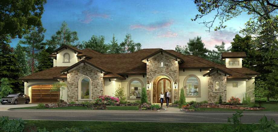 The 2016 Custom Home Showcase includes five homes by Bavaria Builders, Braziel Building Group, Brickland Homes, Drees Custom Homes and Frontier Custom Builders.
