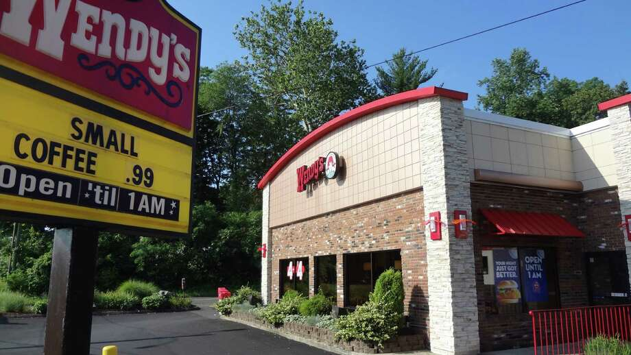 Wendy's at 67 New Canaan Ave. in Norwalk, Conn., photographed on July 8, 2016. Photo: Alexander Soule / Hearst Connecticut Media / Stamford Advocate