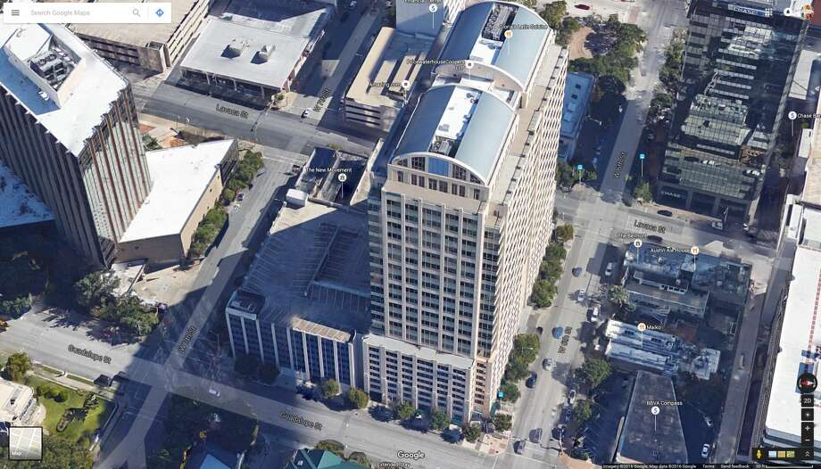 Facebook Inc. intends on adding a multi-million dollar food court to its Austin office according to public records. Photo: Google Maps