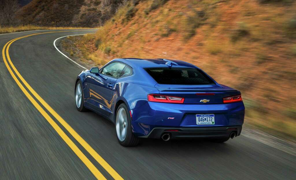Chevy gets it right with lighter, nimbler 6th-gen 2016 Camaro ...