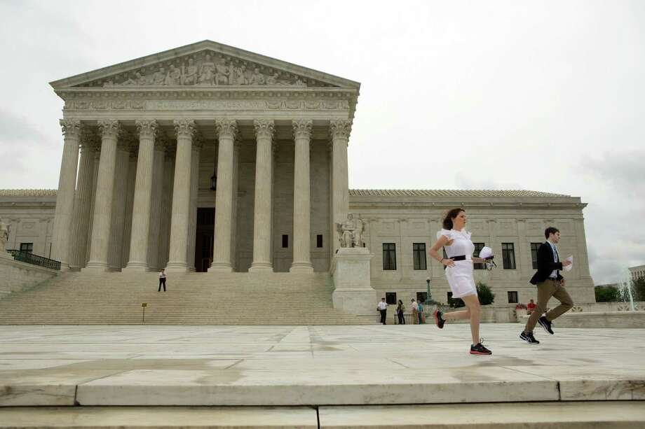 When state lawmakers pass legislation that almost certainly will be vetted at the U.S. Supreme Court, they should set aside funds for the sky-high legal expenses that are sure to follow. Photo: Allison Shelley /Getty Images / 2016 Getty Images