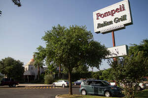 The spacious Pompeii Italian Grill on a quiet stretch of Nacogdoches Road, just inside North Loop 1604 East, is definitely worth the drive. That's why it was voted No. 1 for Italian Food in the Express-News' Readers' Choice contest.