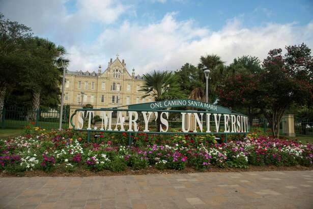 Administrators say four years of transformation and forward momentum have helped St. Mary's University sweep the University of Texas at San Antonio for the first time in this category's history. Voters deemed it No. 1 in the Express-News' Readers' Choice for College/University.