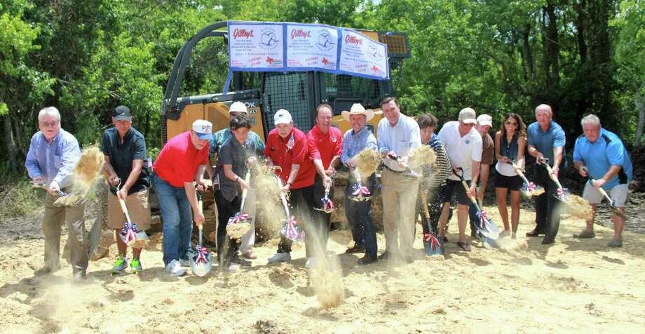 Construction begins on large scale la porte project for Laporte community