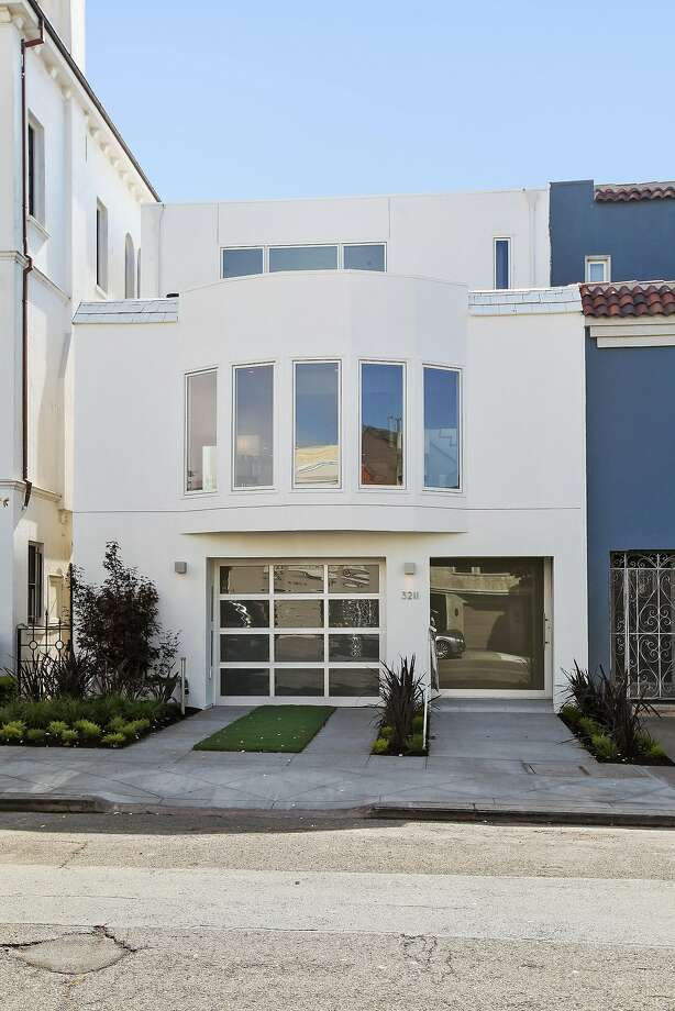 3211 Baker St. is a remodeled four bedroom in the Marnia District listed for $4.5 million. Photo: Open Homes Photography