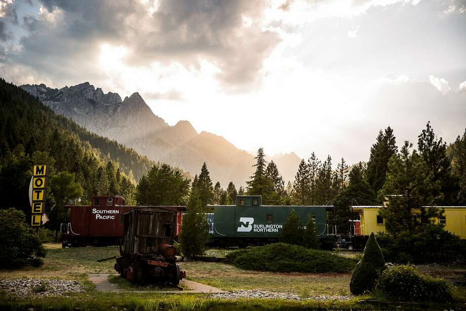 Railroad Park Resort in Dunsmuir, California, June 29, 2016. Photo: Max Whittaker, Special To The Chronicle