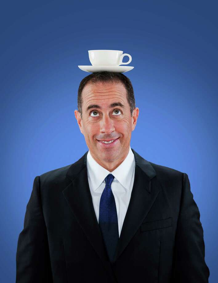 Legendary comedian Jerry Seinfeld will perform on the Grand Theater stage at Foxwoods Resort Casino on Saturday, July 16. Photo: Foxwoods Resort Casino / Contributed Photo