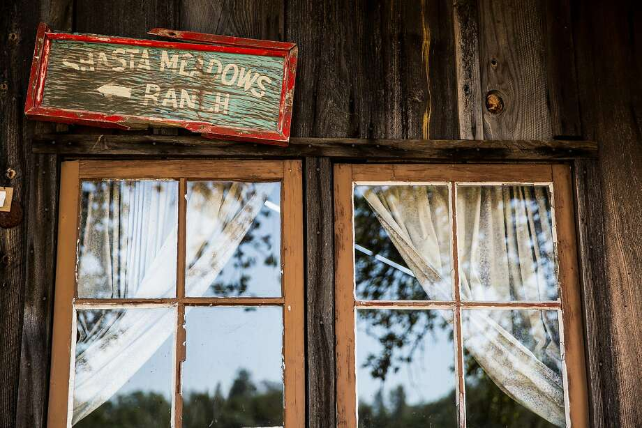 The main cabin at the Wild Horse Sanctuary camp in Shingletown, California, July 2, 2016. Photo: Max Whittaker, Special To The Chronicle