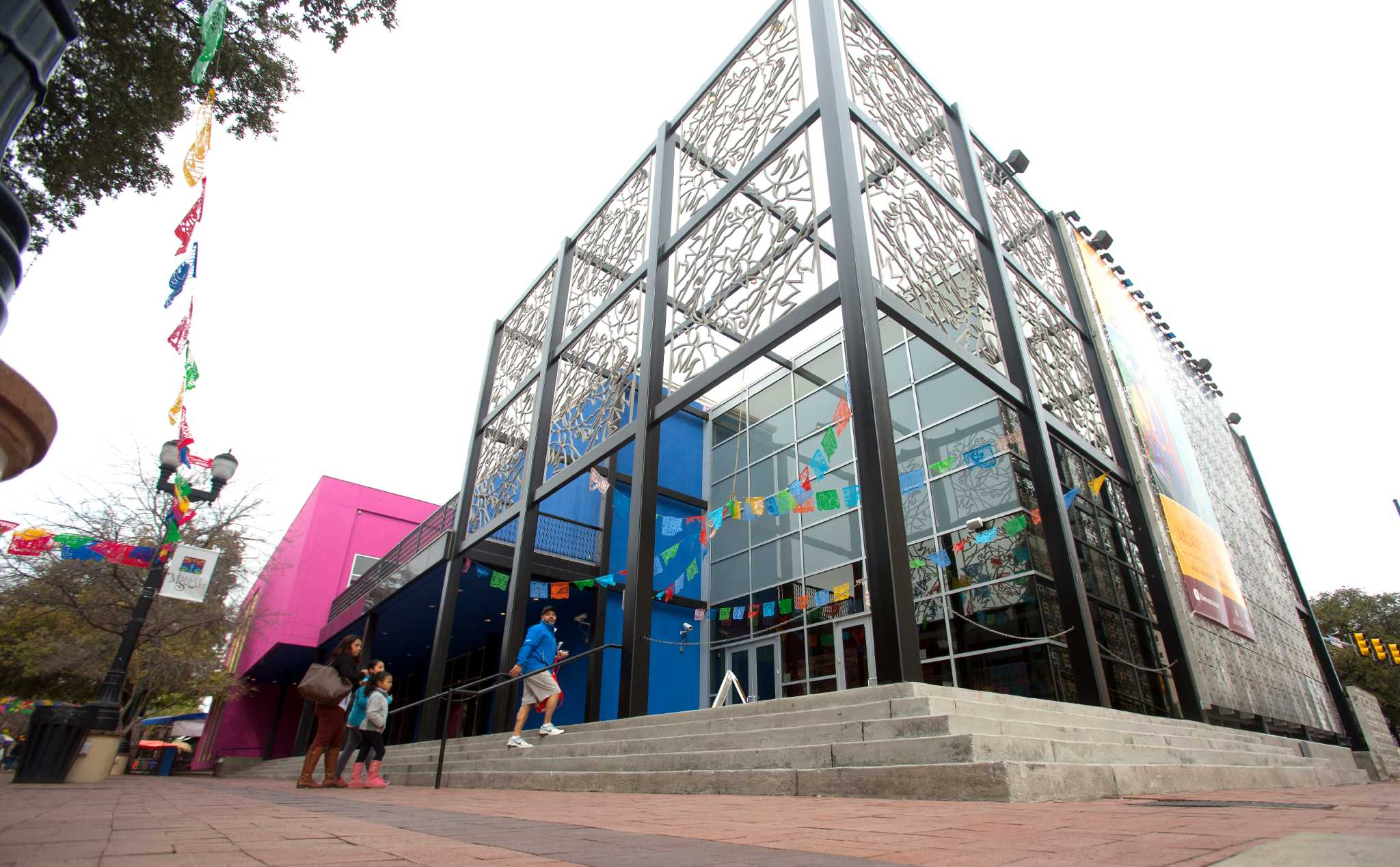 City Takes Over Market Square Museum San Antonio Express