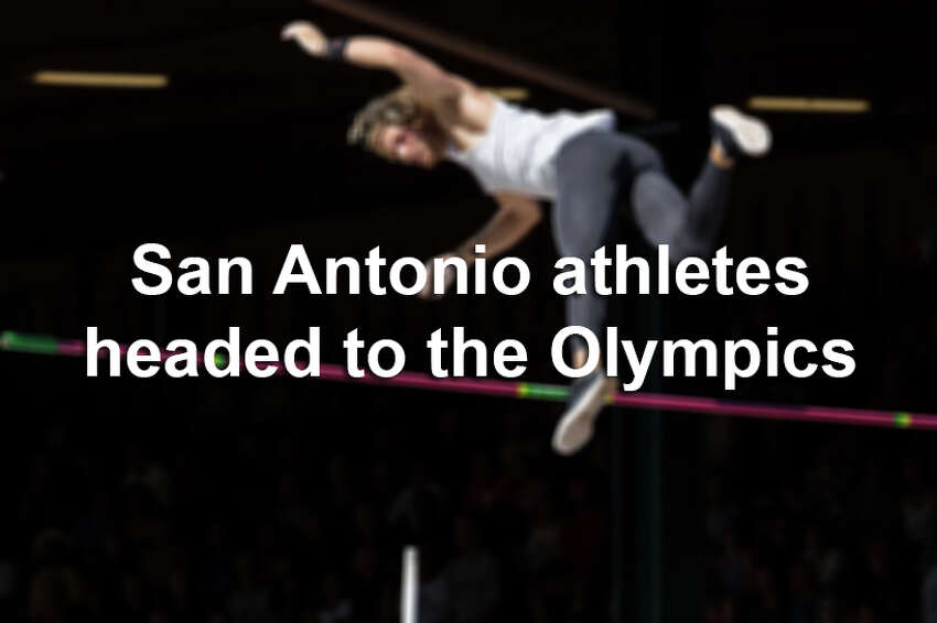 Cheer on these San Antonians as they head to the 2016 Olympic games.Here's who to look out for in Rio.