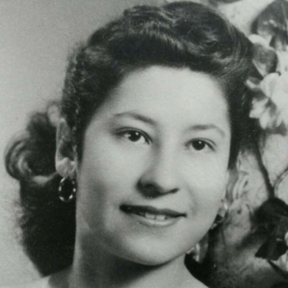 Aurora C. Alonzo became a born-again Christian in 1980. Photo: Courtesy