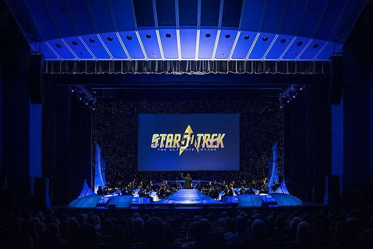 The San Francisco Symphony honors Star Trek with