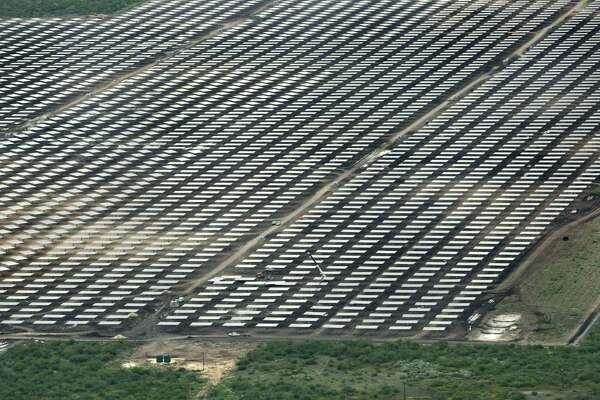 Solar power faces its big Texas test - ExpressNews com