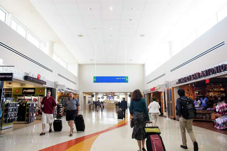 New Terminal B gates area the San Antonio International Airport Wednesday June 3, 2015. A reader says the city doesn't need a new airport. Photo: Julysa Sosa /For The Express-News / Julysa Sosa For the San Antonio Express-News