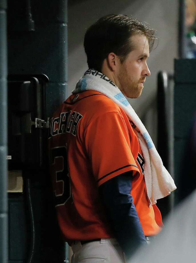 Collin McHugh had hoped to need only one rehab start before rejoining the Astros rotation. Photo: Bob Levey, Getty Images / 2016 Getty Images