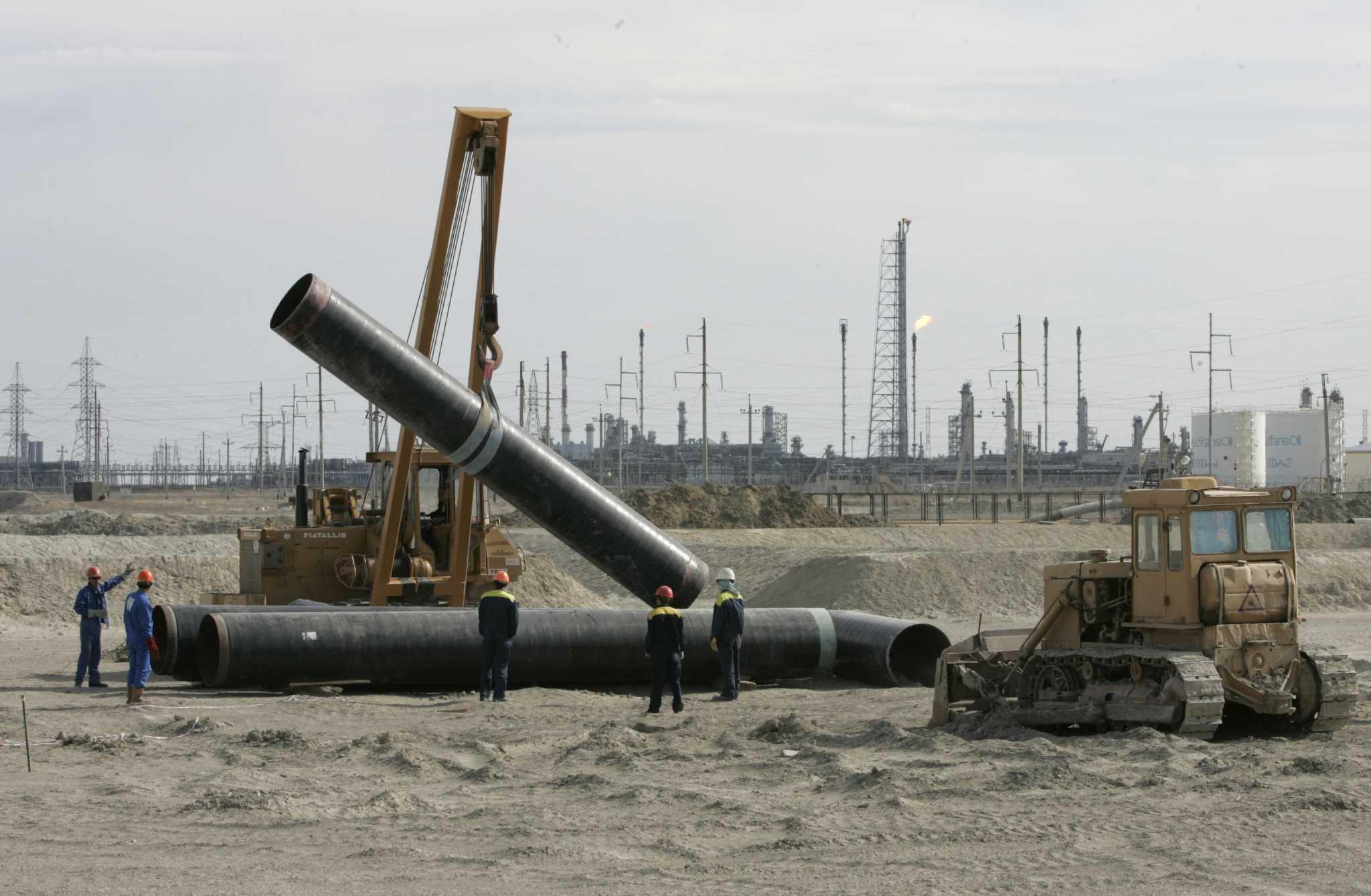 the kashagan oil field essay Kashagan oil field news and updates from the economictimescom.