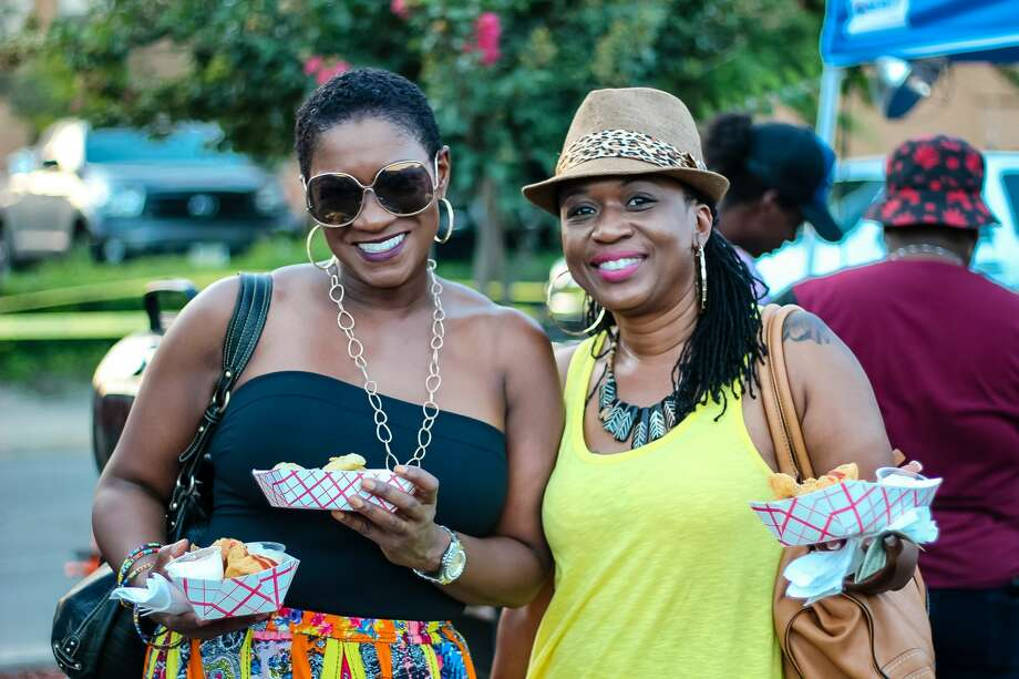 Jazz fans delighted in the opening of the annual Balcones Heights Jazz Festival Friday, July 8, 2016. Photo: By Jason Gains, For MySA.com