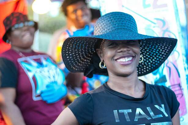 Jazz fans delighted in the opening of the annual Balcones Heights Jazz Festival Friday, July 8, 2016.