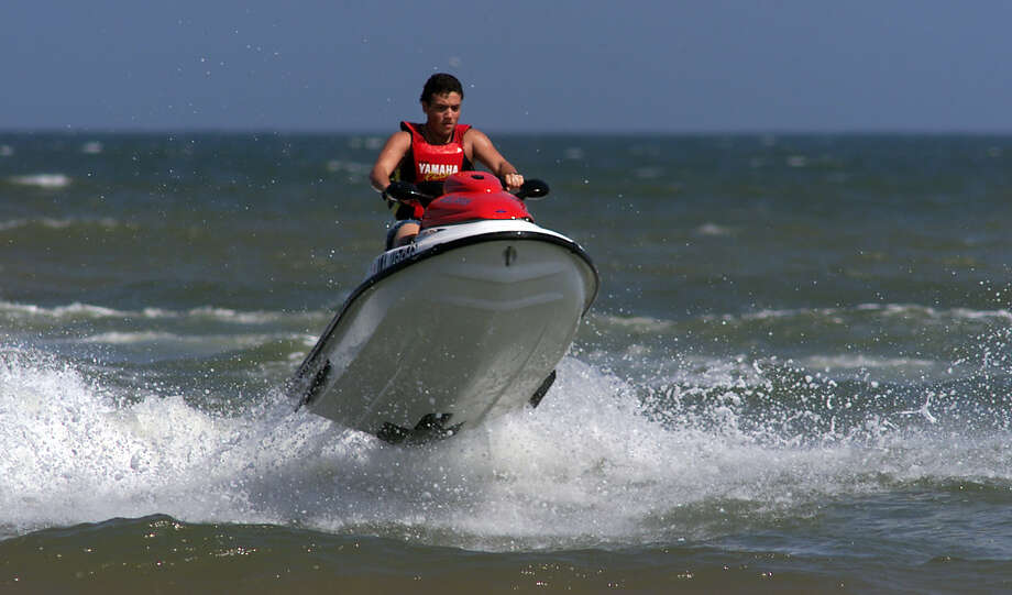 Accidents and fatalities involving kayaks and other paddle craft have significantly increased in Texas over recent years, but those involving personal watercraft have declined. There were no fatal PWC-related accidents in Texas in 2015. Photo: Associated Press, STR / AP