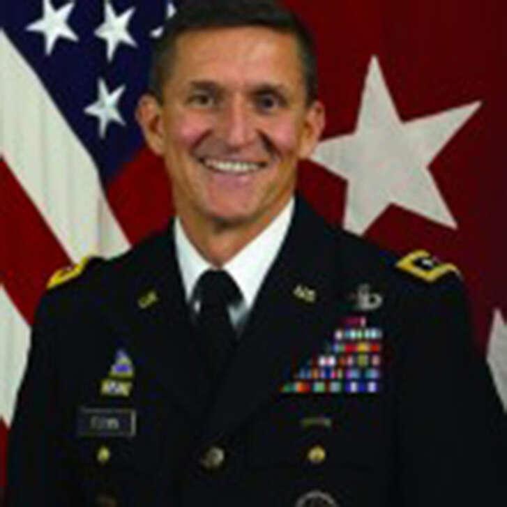 Retired Lt. Gen. Michael Flynn. MUST CREDIT: DIA handout photo