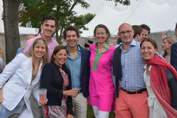 The Greenwich Point Conservancy held its annual Beach Ball on July 9, 2016. Guests enjoyed cocktails, dinner, dancing and auctions on the seaside bluff overlooking the Manhattan skyline. Were you SEEN?
