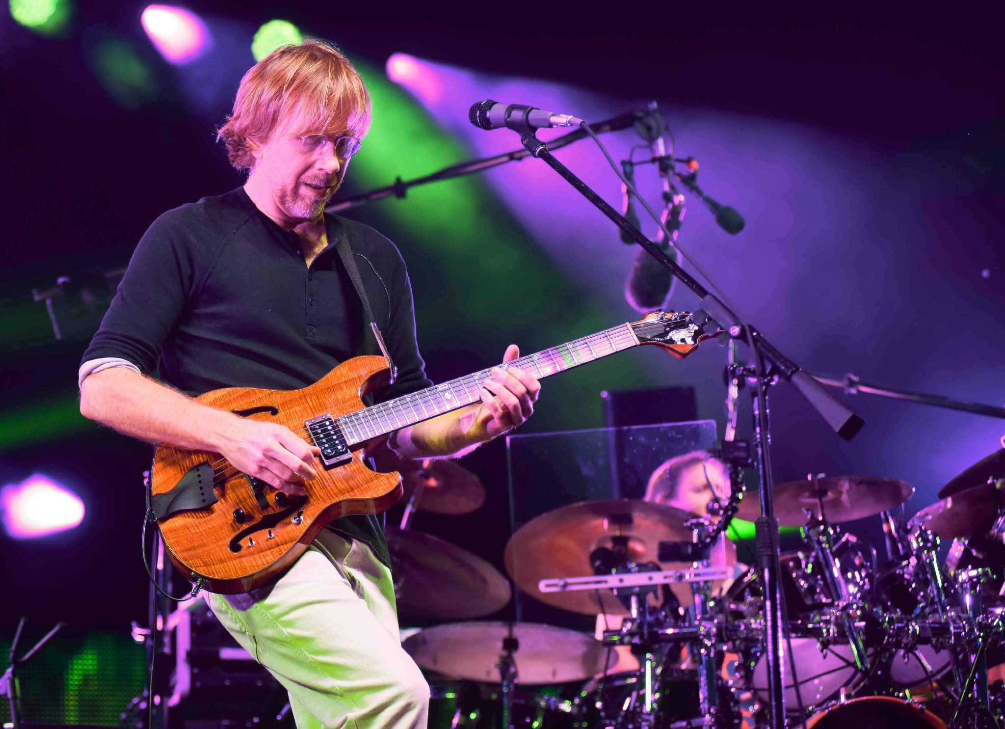 Phish sells out two CT shows: Take a look back at some of their best Nutmeg State shows