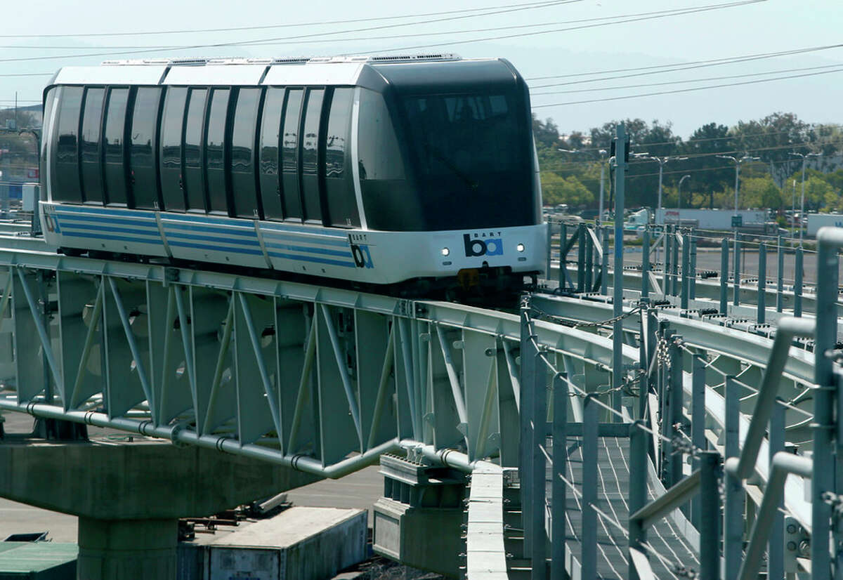 BART's Oakland Airport Connector service will run every 18 minutes instead of every six for at least two days this week while maintenance work is done.