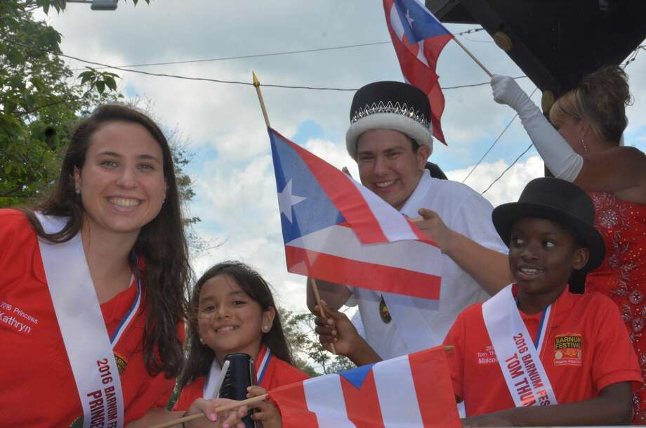 The annual Puerto Rican Parade of Fairfield County was held in Bridgeport on July 10, 2016. The parade ended with a festival at Seaside Park where attendees enjoyed traditional music and dance. The goal of the parade and festival is to empower the Puerto Rican community through promoting economic development, education and social advancement while celebrating the culture. Were you SEEN? Photo: Vic Eng / Hearst Connecticut Media Group
