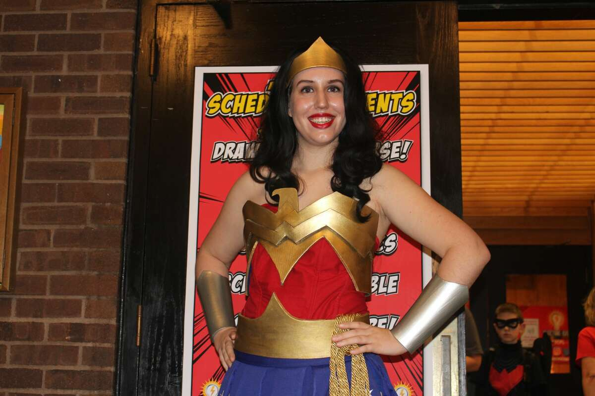 Where you Seen at the Electric City Comic Con at the Schenectady County Public Library on Saturday, July 9?