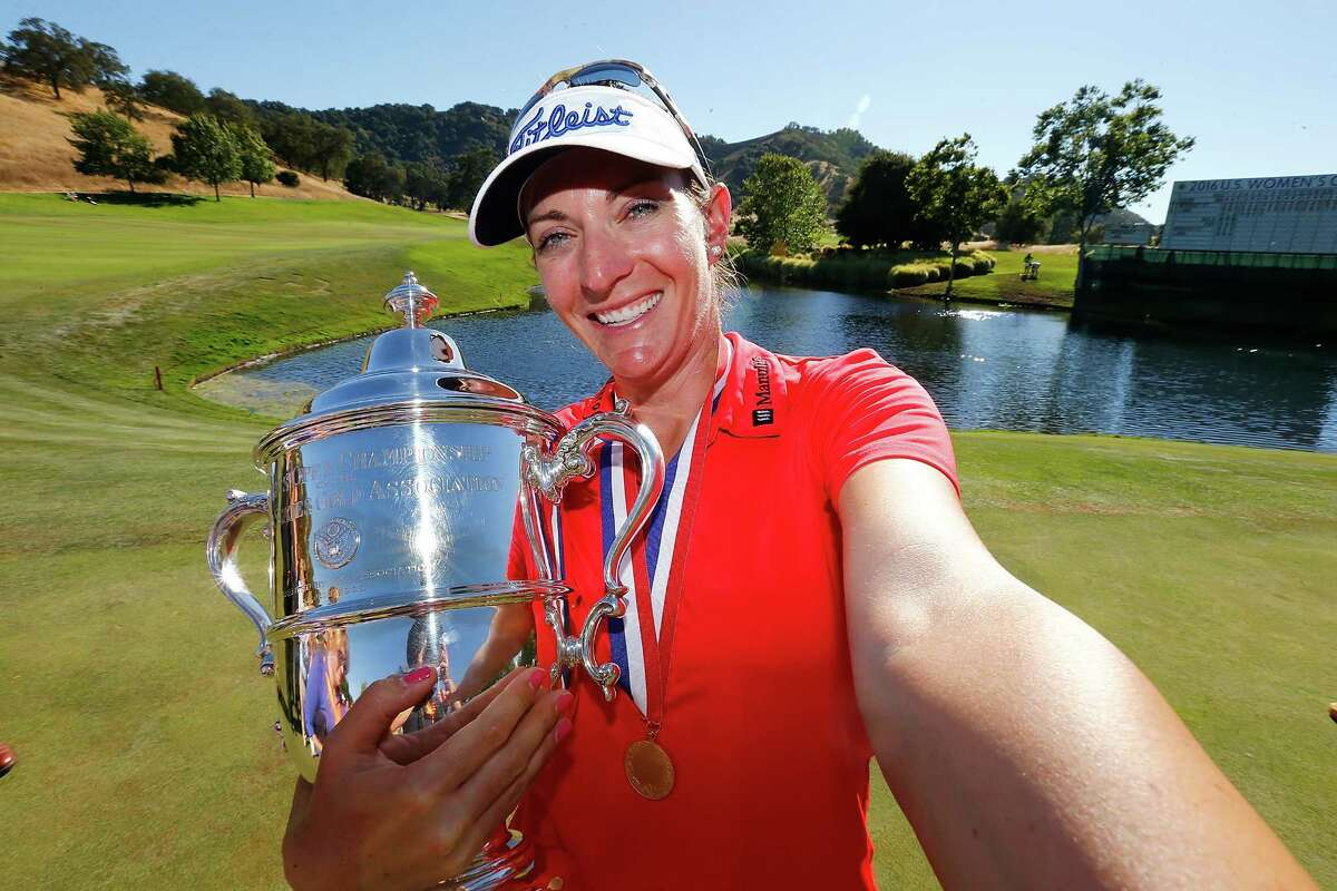 Brittany Lang joins Michelle Wie (2014) as the only U.S. golfers to win the Open in the past six years.