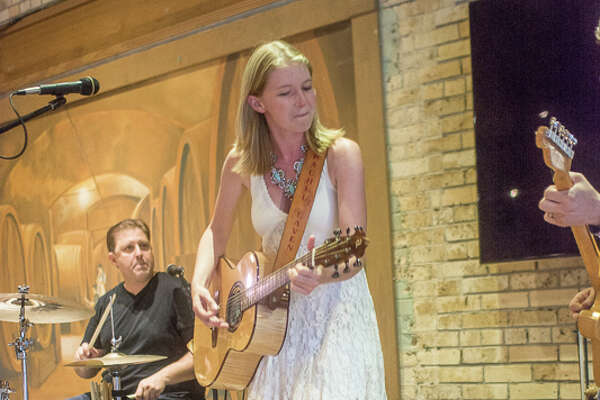 """Indie folk-country singer and songwriter Rachel Laven played Blue Star Brewing Co. Saturday, July 10, 2016, following the release of her new album  """"Love & Luccheses."""""""
