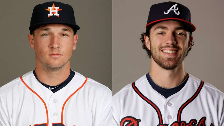Alex Bregman and Dansby Swanson