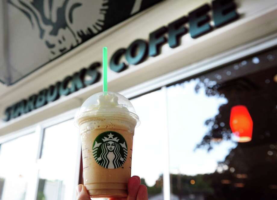 On Monday, July 11, 2016, Starbucks announced raises between 5 percent and 15 percent for employees and managers, along with changes to its health insurance and dress code policies. Photo: Autumn Driscoll / Autumn Driscoll / Connecticut Post