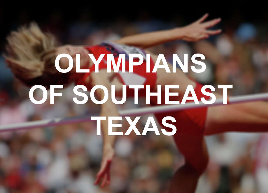 Click through to see Southeast Texas athletes who have competed in the Olympic Games.