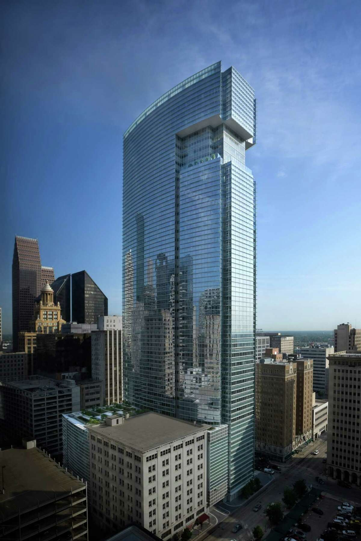 BG Group Place in downtown Houston won a BOMA International TOBY Award in the 500,000 to One Million Square Feet category.