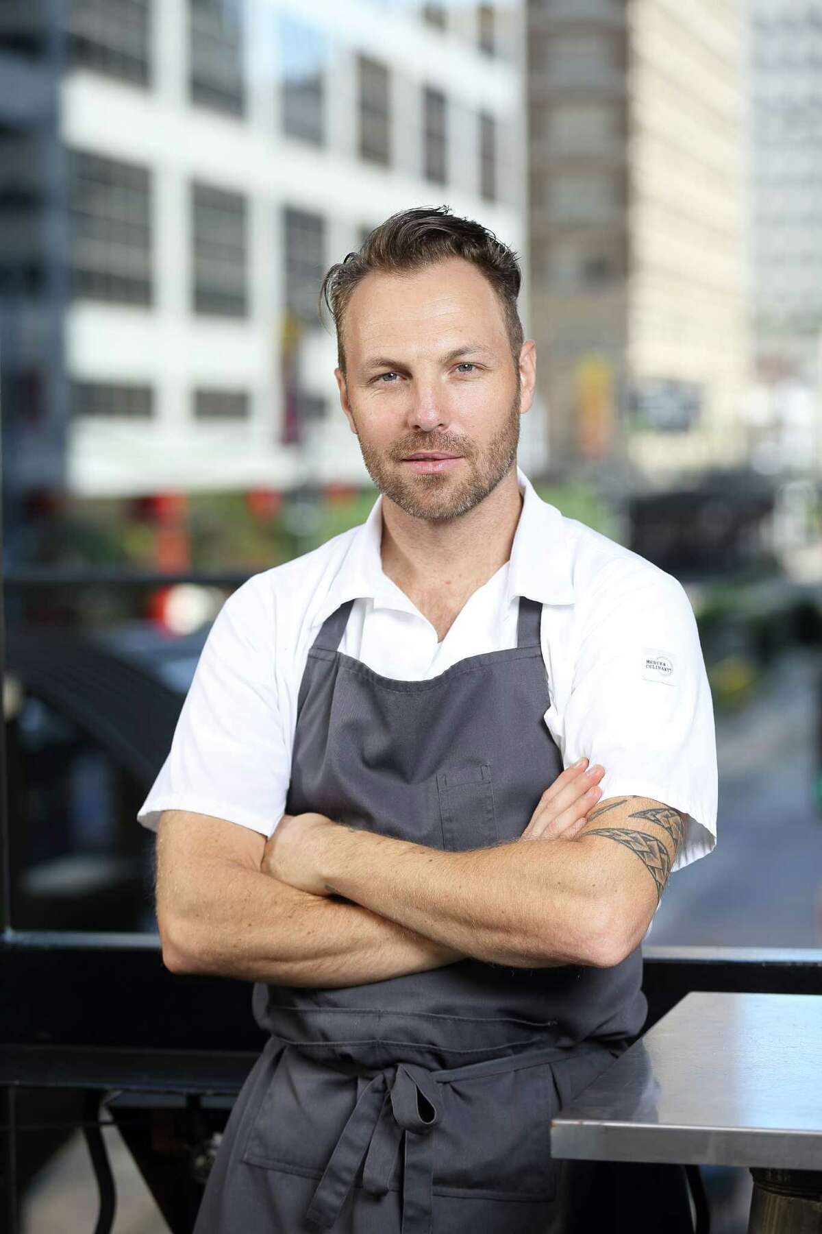 Ivan Giani is the new chef de cuisine at Springbok restaurant and bar in downtown Houston.