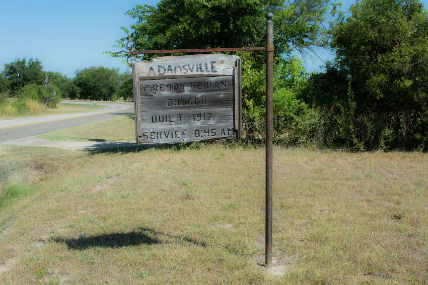 Adamsville, TXPhotographer Walter Las travels the back roads of Texas to capture the essence of old towns and forgotten places across the state.