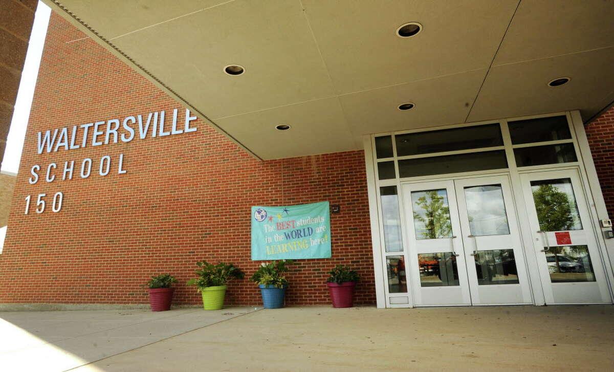 Waltersville School 150 Hallett Street , Bridgeport, Conn.