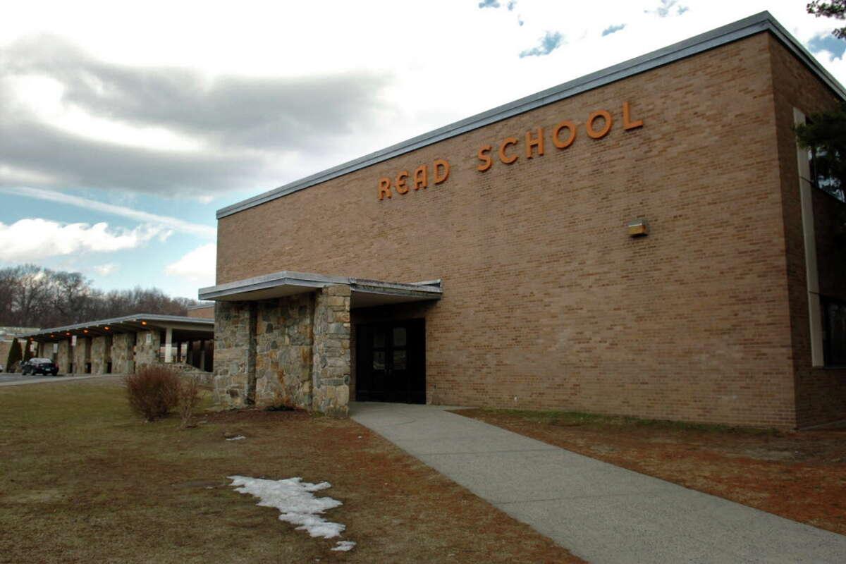 Read School in Bridgeport, Conn. March 2nd, 2011. building
