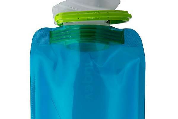 The Vapur Element Water Bottle has a durable, 3-ply construction that is BPA free.