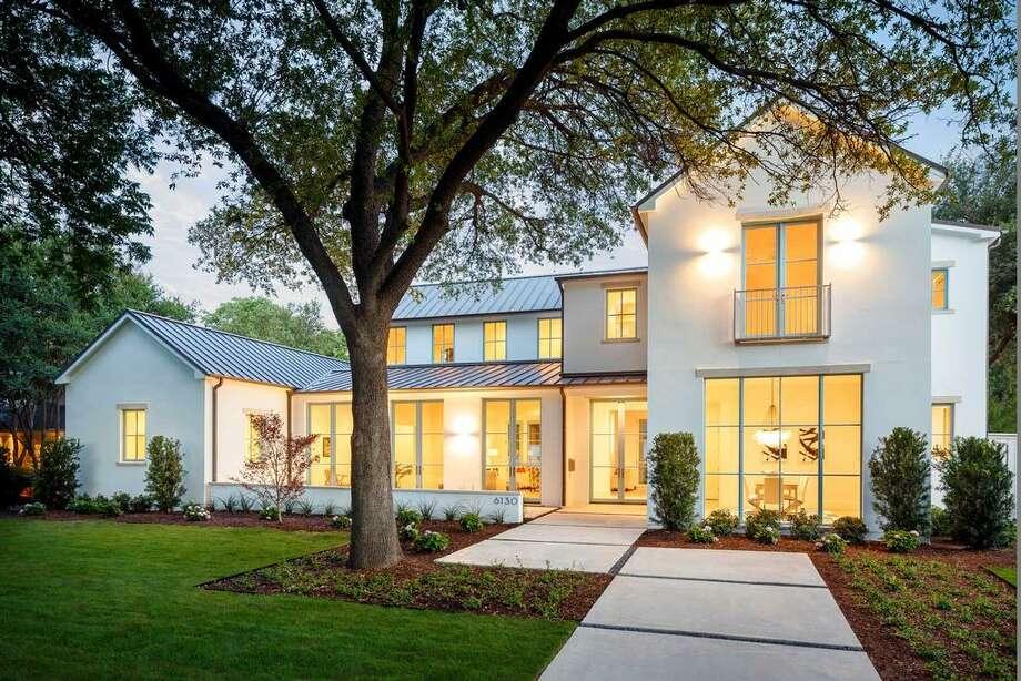 6130 Stefani Drive in Dallas: $2,795,000 Photo: Houston Association Of Realtors