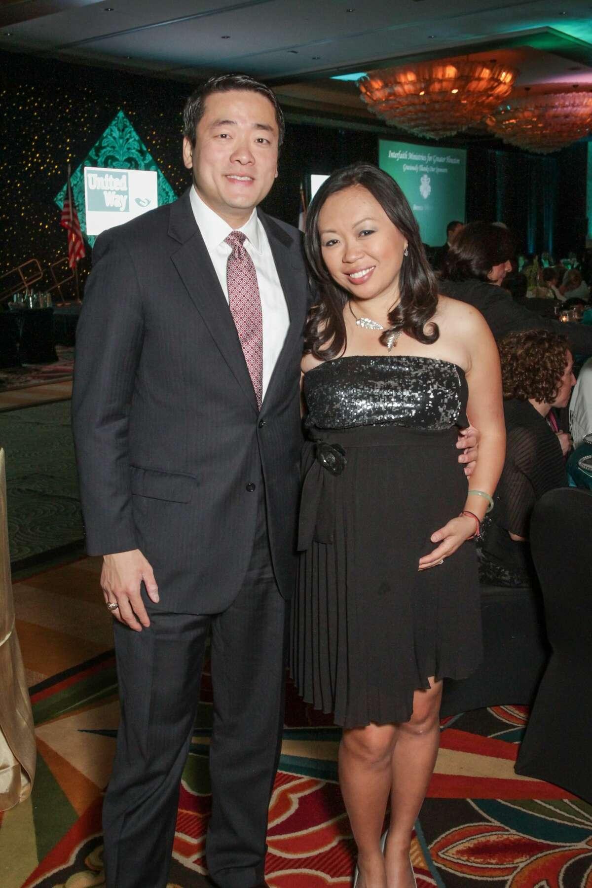 Gene Wu and Miya Shay