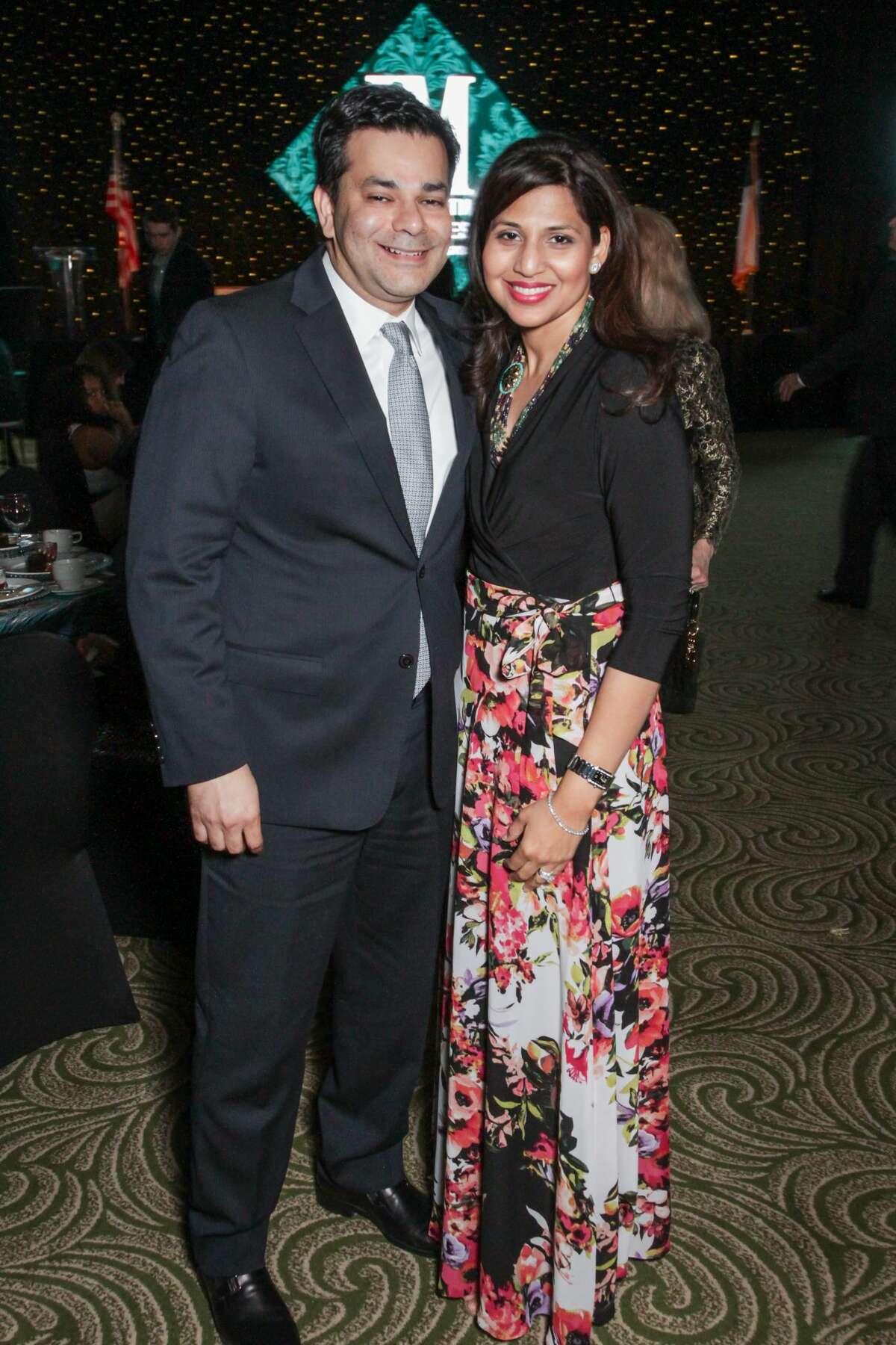 Shaukat and Nihala Zakaria
