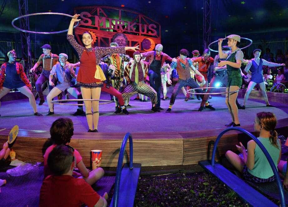 Circus smirkus coupon code 2018