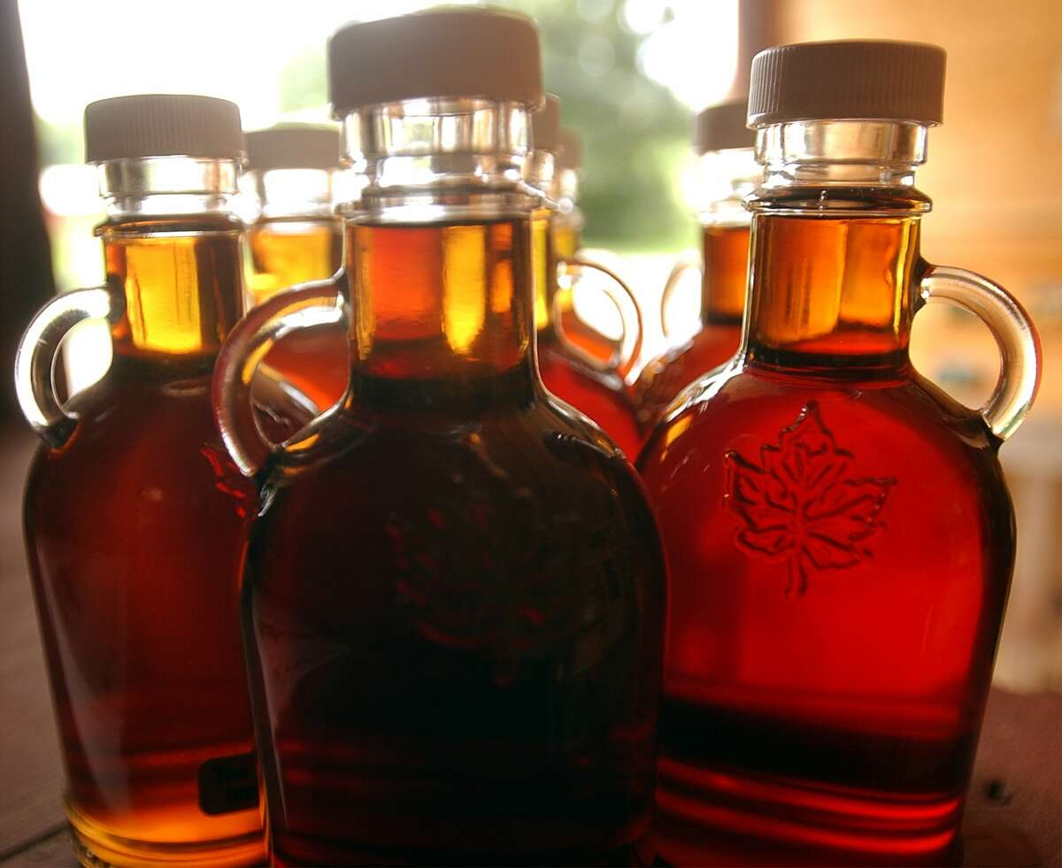 Mind the sap: It's not just for pancakes anymore. No, maple syrup has grown up and become haute stuff. Sure, you can still pour it over your waffles but you might be more sparing knowing that something like BLiS Bourbon Matured Maple Syrup has been matured in single barrel Kentucky bourbon casks. Or that it has been hardwood smoked (Sugar Bob's Smoked Maple Syrup).