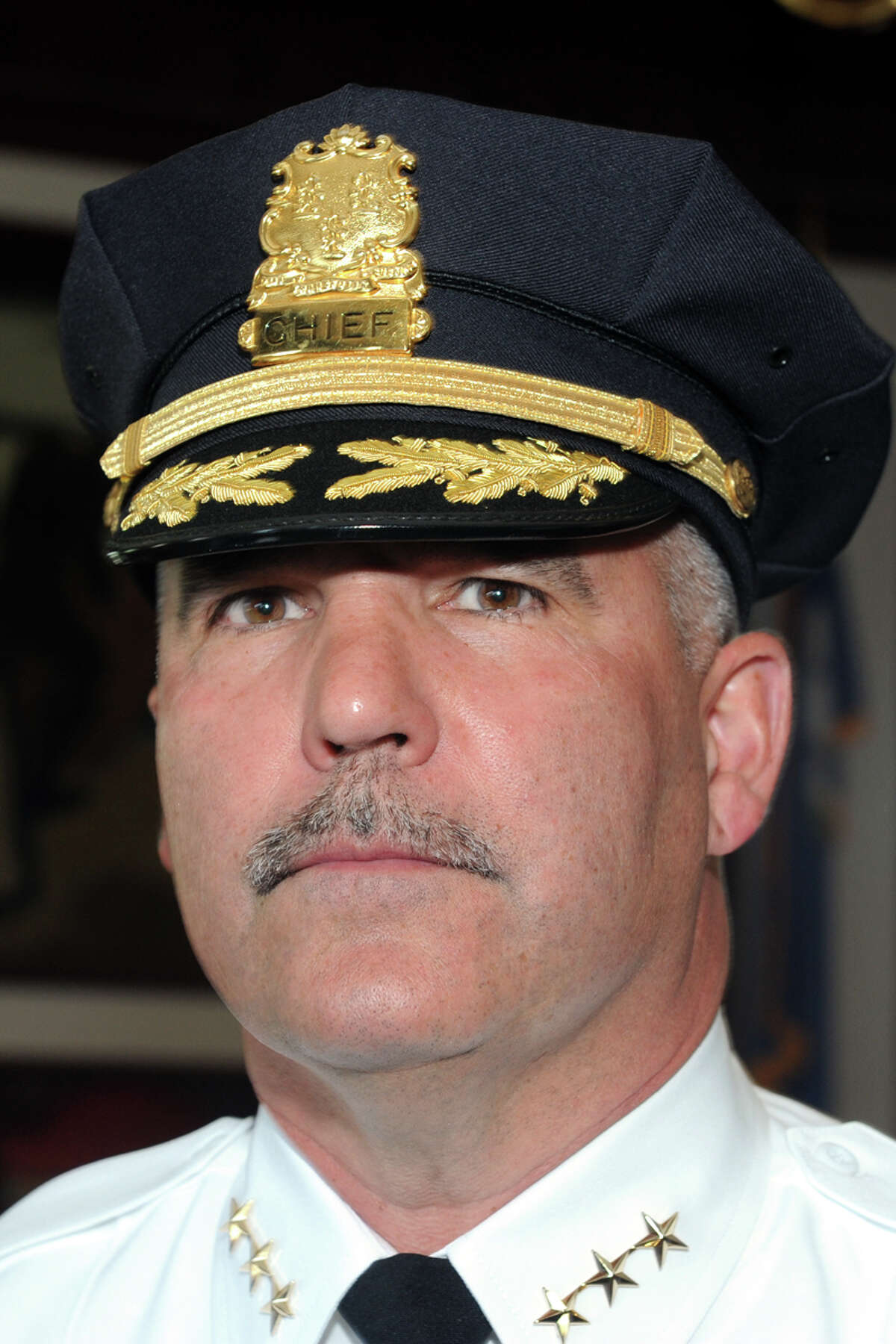 Joseph McNeil is Stratford's new chief of police.