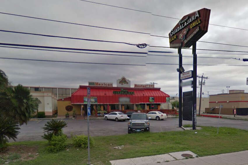 Casa Guadalajara Bar Grill: 2623 Loop 410 NE, San Antonio, Texas 78217Date: 03/20/2017 Score: 73Highlights: Food not protected from cross contamination (uncovered precooked biscuits were placed directly on dirty shelf, raw meats and eggs not properly stored), food contact surfaces not clean to sight and touch, no paper towels or drying provisions available at hand washing sink, women's restroom was