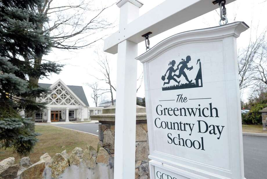 The alma mater of former President George H.W. Bush, the Greenwich Country Day School at 401 Old Church Road in Greenwich is pictured on Jan. 20, 2015. Photo: Bob Luckey / Bob Luckey / Greenwich Time