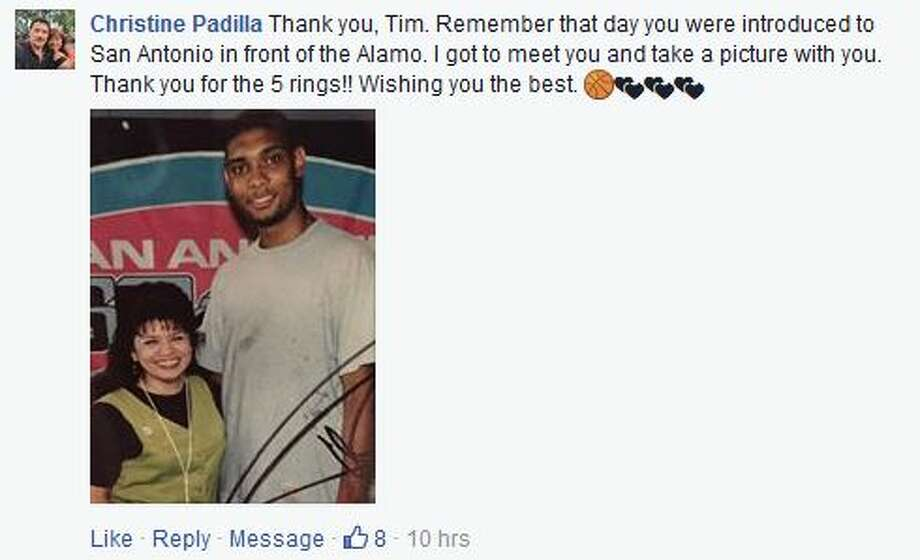 Christine Padilla Thank