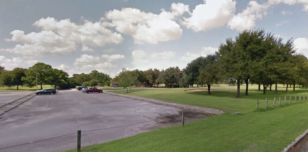 A body was found in the water at Glenbrook Park golf course, located along North Bayou Drive, on Monday night.